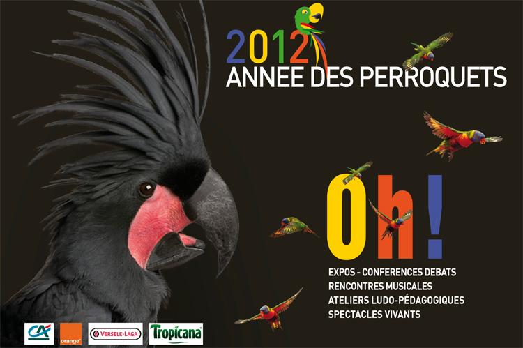 2012, année des Perroquets