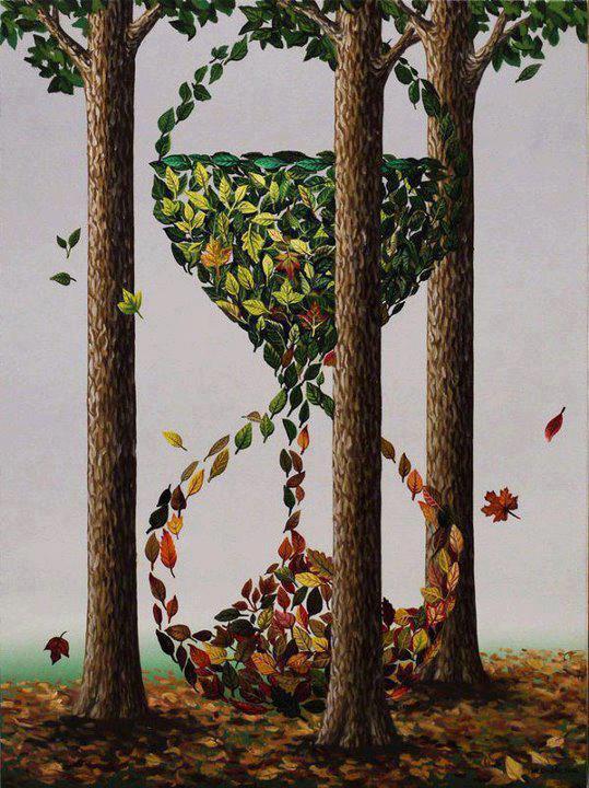 Le bel automne est revenu