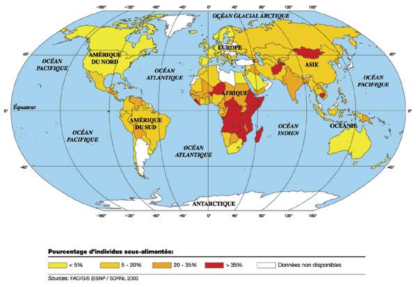 La faim dans le monde… un autre regard, une nouvelle prise de conscience, pour vous peut-être