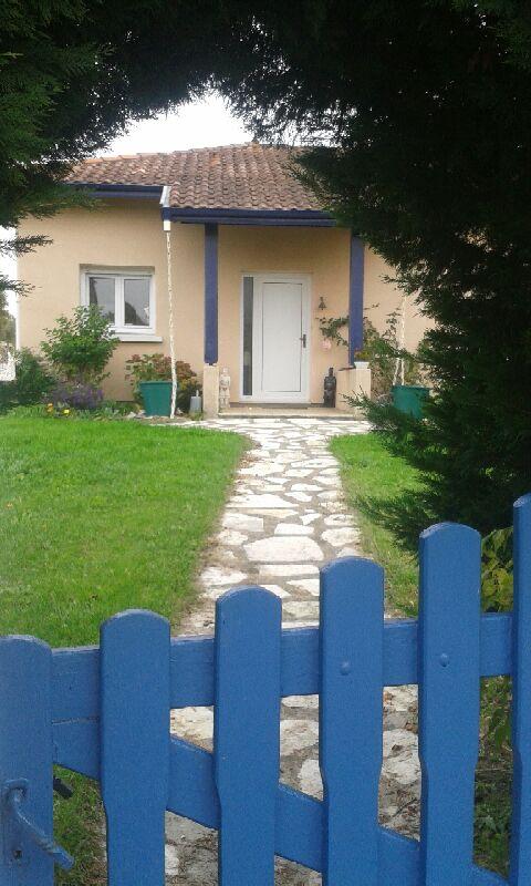 Bienvenue à Maison bleue