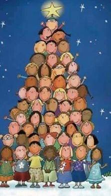 Joyeux Noël à tous : Soyons des Présents les uns pour les autres !