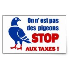 STOP AUX TAXES !!!